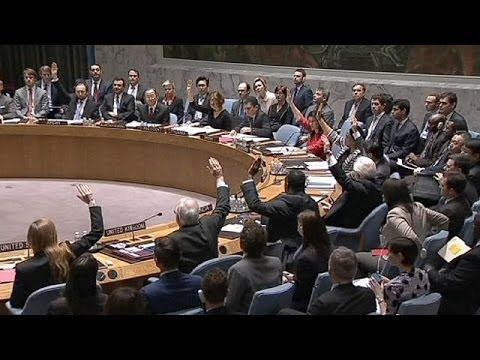 UN approves Syria aid access resolution