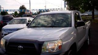 Toyota Tacoma Regular Cab 2.7lt auto videos