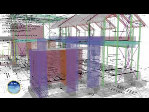 Tekla Global BIM Awards 2013 Winner - Tesco Sheringham