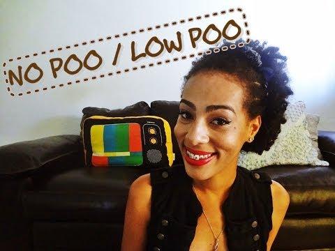 No poo / Low poo | Explicando o que é, resumidamente