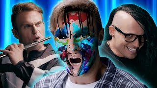 """Skrillex and Diplo - """"Where Are You Now"""" with Justin Bieber PARODY"""