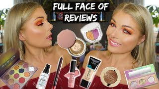 Full Face Of Reviews | GRWM