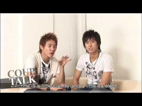 HoSu Couple Talk (Eng Sub)