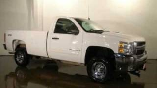 2005 Chevrolet Silverado 2500HD - Regular Cab Pickup West Burlington IA 726341 videos