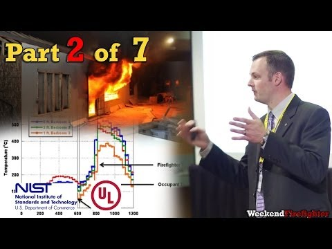 NIST and UL research on fire environment: Part 2