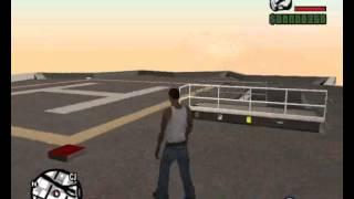 GTA San Andreas Cleo Para Teletransportarse