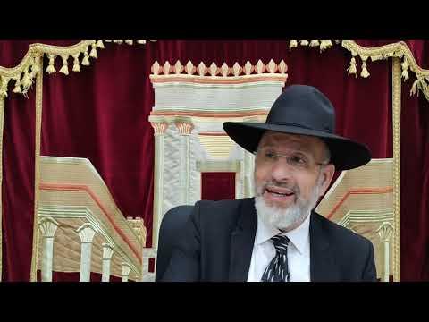 Cultiver sa émouna Lélïlouy nichmat de Meir Haïm ben Rahel et Chalom ben Chlomo zal…