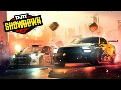 Dirt Showdown Gameplay