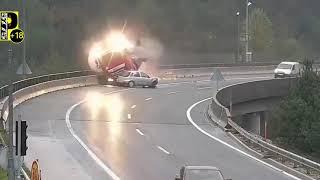 Accidentes de coches y motos