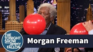 Morgan Freeman on Helium, Again