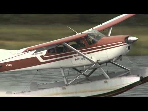 Bush Flying Alaska with Bettles Lodge