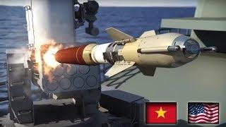 Quân Sự  - Mỹ Khẳng Định: Việt Nam Sẽ Trang Bị Searam Mới Hiện Đại Của Mỹ Cho Tàu T,ên L,ửa Molniya