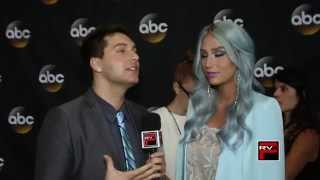 Kesha talks new music and Rising Star