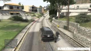 GTA 5 (V) Lindsay Lohan Mission #1 'Lacey Jonas' (1080p HD
