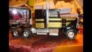 MODEL TOY TRUCK CAMION SMOKEY AND THE BANDIT IN SCALE 1.18