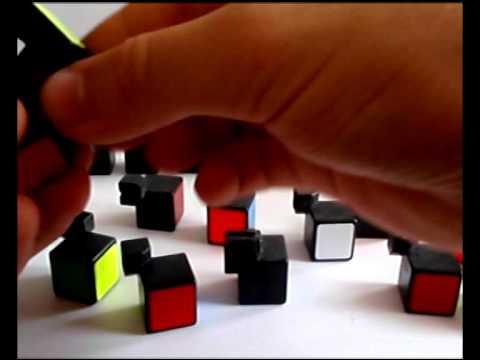Как смазать кубик Рубика 3х3х3 (3 способа смазки)