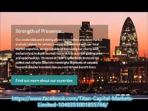 Titan capital markets