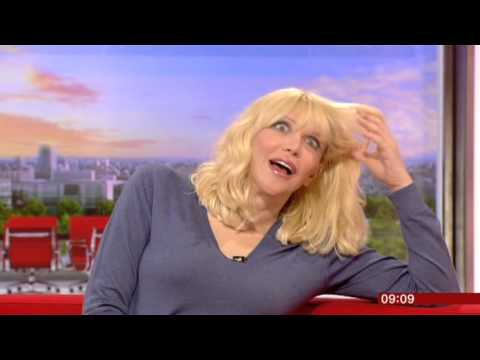 Courtney Love Interview BBC Breakfast 2014