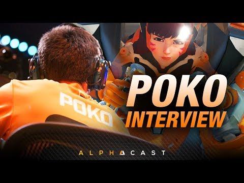 Rencontre avec Poko, joueur français de l'Overwatch League