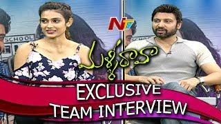 Malli Raava Team Exclusive Interview