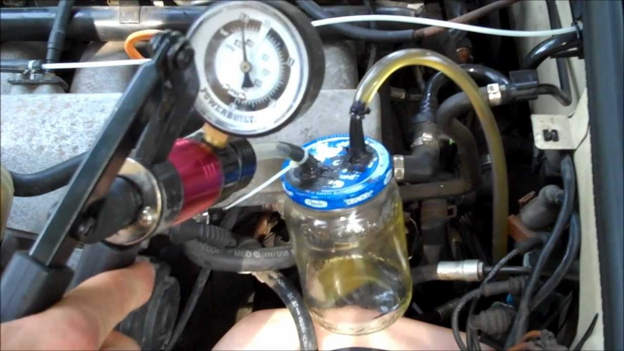 Hydraulic Clutch Bleeding : Vacuum bleeding hydraulic clutch youtube