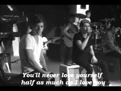 "Little Things - One Direction Karaoke Duet - Sing With 1D, Hey guys! Now you can sing ""Little Things"" with One Direction ;) I hope you like it! You - white Both - black ¡Hey chic@s! Ahora ya puedes cantar ""Little Thi..."