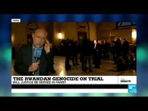 The Rwandan Genocide on Trial (part 2) - #F24Debate