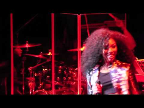 Brandy - Japan Tour - Day Three