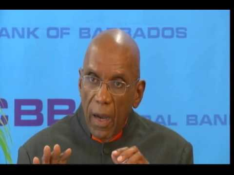 Press Conference to Review Barbados' Economic Performance for the First Nine Months of 2013