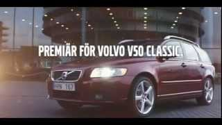 Volvo V50 tv commercial