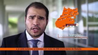 Na TV, Lucas Vergilio destaca ações do Solidariedade