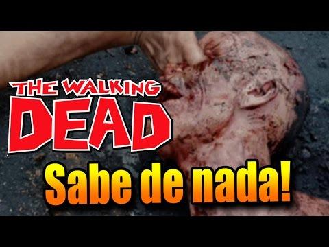 WALKING DEAD: SER INOCENTE É SER BURRO! Se prepara para um FINAL TENSO!