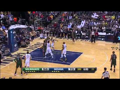 Drew Gooden highlights with Milwaukee Bucks