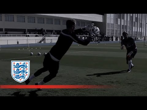 Joe Hart - England's number 1 | Inside Access