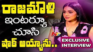 AT LAST, Sridevi clarifies about Baahubali controversy..