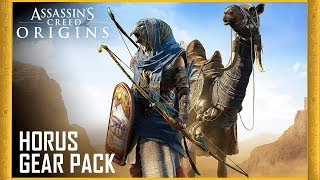 Assassin's Creed Origins - Horus Pack DLC Trailer