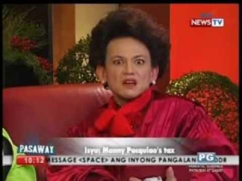Bawal ang Pasaway: Nanet Nafoolish says all citizens must pay tax, no exemptions