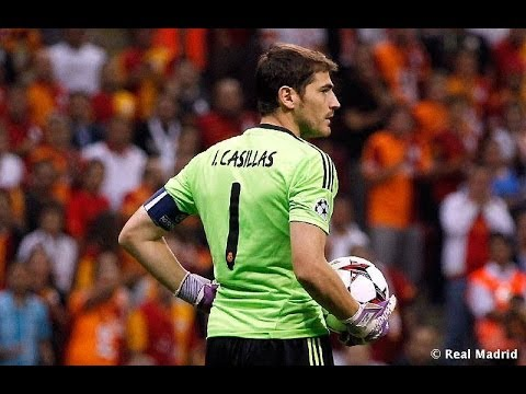 Iker Casillas 2014 ★ HD