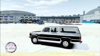 Grand Theft Auto IV Ultimate Vehicle Pack V8 Over 90