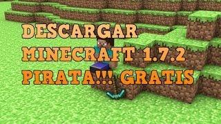DESCARGAR MINECRAFT 1.7.10 PIRATA!!! GRATIS [1 Link