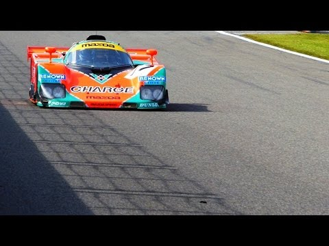 Mazda 767B in Spa Francorchamps