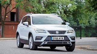 Why the SEAT Ateca is our Crossover of the Year (sponsored). Auto Express.