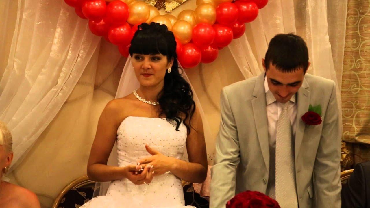 Прикольное поздравление на свадьбу видеоролик5