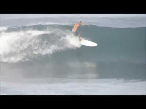 July 18 2014 Surfing Playa Hermosa Costa Rica