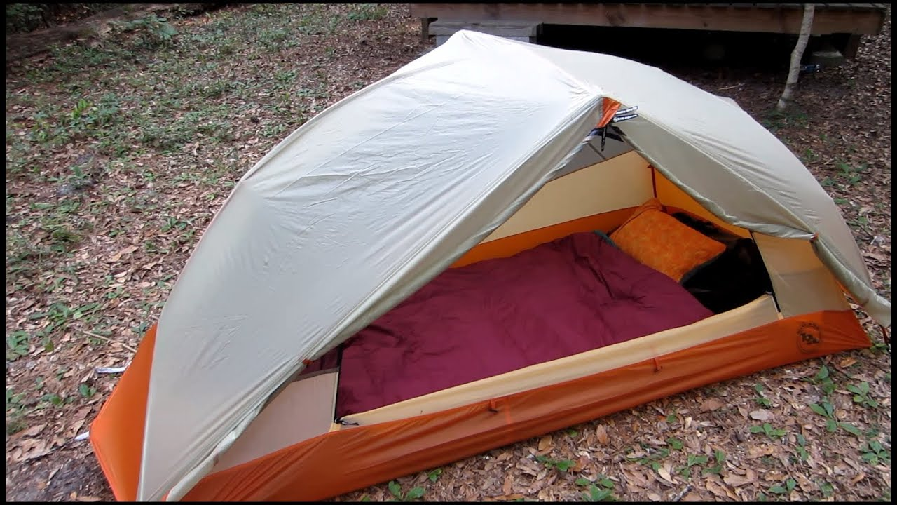 Big agnes copper spur ul1 tent review youtube