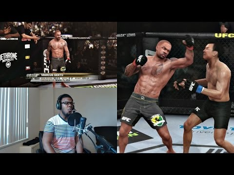 EA Sports UFC PS4 Career Mode Gameplay FACECAM - No Mercy!! Ep. 38