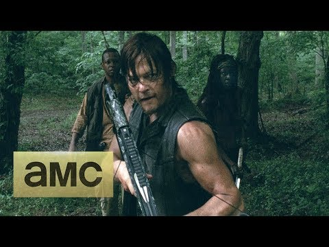Comic-Con Trailer: The Walking Dead Season 4