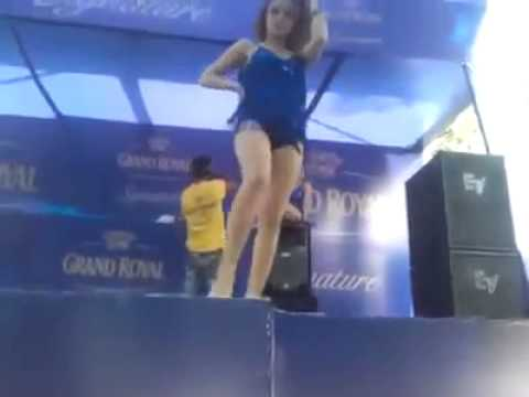 Myanmar Thingyan 2014 in Thai Sexcy Girls