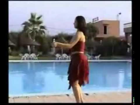 dance filles marocaines
