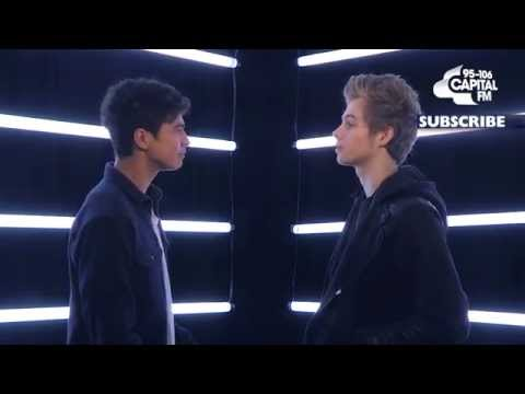5SOS Face To Face - Calum Vs Luke - Innie or Outie?